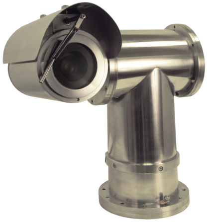 Explosion Proof CCTV Camera IVC APTZ-3045-07 X-Series Main Image Angle