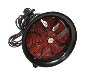 Explosion Proof Fan Atlantic Blowers ABAF-12-220E Red