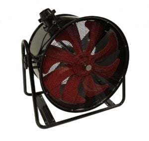 Explosion Proof Fan Atlantic Blowers ABAF-24-220SE decibel
