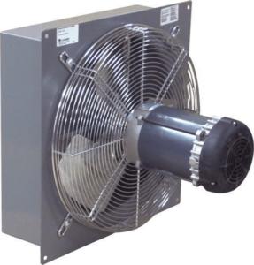 Explosion Proof Fan Canarm SD10-XPF - 10 Inch Fan Size wall mount
