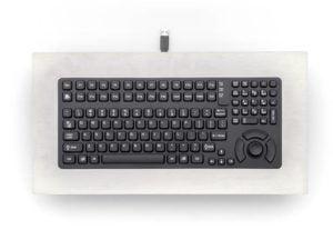 Intrinsically Safe Barrier iKey PM-5K-NI Keyboard