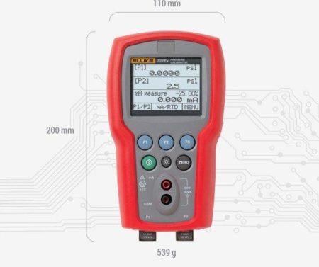 Intrinsically Safe Calibrator Ecom 721Ex Dimensions Calibrator