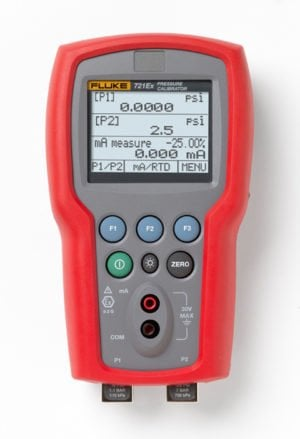 Intrinsically Safe Calibrator Ecom 721Ex Main Image Calibrator