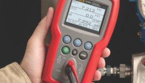 Intrinsically Safe Calibrator