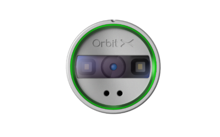 Intrinsically Safe Camera Orbit X Bartec front view