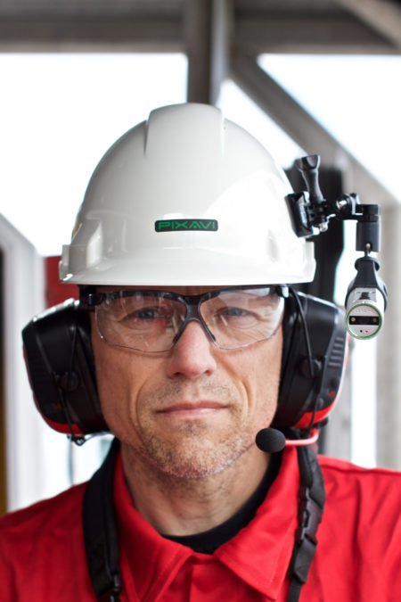Intrinsically Safe Camera Orbit X Bartec mounting