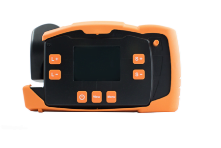 Intrinsically Safe Camera TC7150 CorDEX Back Buttons
