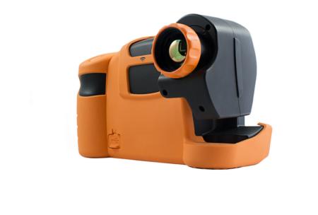 Intrinsically Safe Camera TC7150 CorDEX Side View of Camera