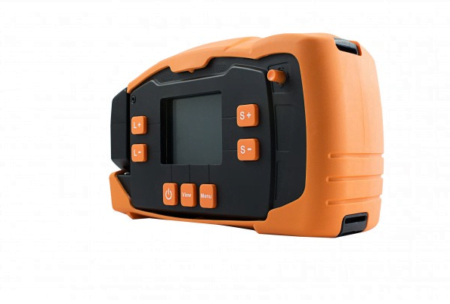 Intrinsically Safe Camera TC7150 CorDEX Side View with Buttons