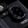 Intrinsically Safe Camera ToughPix DigiTherm TP3r CorDEX view of Lens