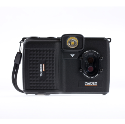 Intrinsically Safe Camera ToughPix DigiTherm TP3r CorDEX Main Photo