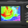 Intrinsically Safe Camera ToughPix DigiTherm TP3rEx CorDEX Back View Thermal