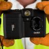 Intrinsically Safe Camera ToughPix DigiTherm TP3rEx CorDEX Size and Image