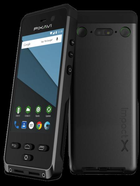 Intrinsically Safe Cell Phone Bartec Impact X