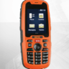 Intrinsically Safe Cell Phone Bartec Mobile X Front View