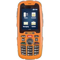 Intrinsically Safe Cell Phone Bartec Mobile X