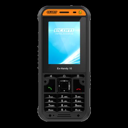 Intrinsically Safe Cell Phone Ecom Ex-Handy 10 DZ2 Zone 2