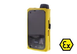 Intrinsically Safe Cell Phone Ecom Smart Ex 01 Leather Case