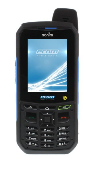 Intrinsically Safe Cell Phone Ex-Handy 09 Ecom Main Photo