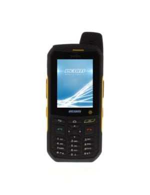 Intrinsically Safe Cell Phone Ex-Handy 209 Ecom Main Photo