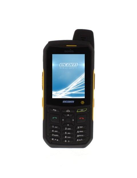 Intrinsically Safe Cell Phone Ecom Ex Handy 209