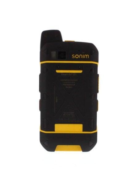 Intrinsically Safe Cell Phone FLIR EBX Series Ecom Back View