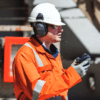 Intrinsically Safe Cell Phone Smart-Ex® 01 Ecom Push to Talk Feature