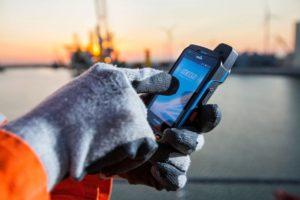 Intrinsically Safe Cell Phone