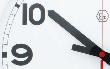 Intrinsically Safe Clock Ecom Ex-Time 40 Zoom Product Image