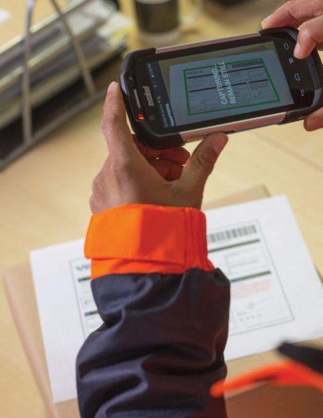 Honeywell Intrinsically Safe Barcode Scanner