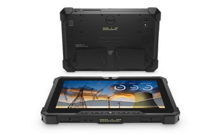 Dell Intrinsically Safe Explosion Proof Tablet Latitude 7212
