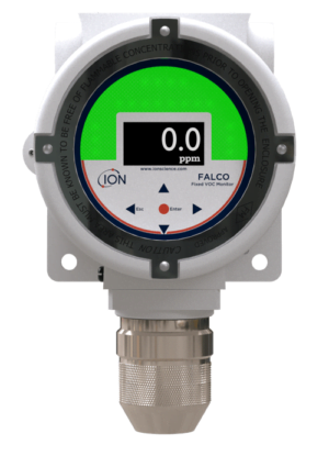 Intrinsically-Safe-Fixed-VOC-Detector-Ion-Science-Falco-ATEX-certified