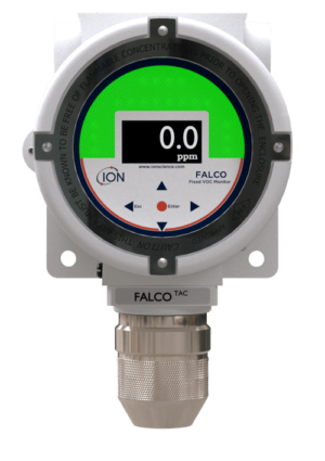 Intrinsically-Safe-Fixed-VOC-Detector-Ion-Science-Falco-TAC-ATEX-certified