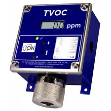 intrinsically-Safe-Fixed-VOC-Monitor-Ion-Science-TVOC-ATEX-certified