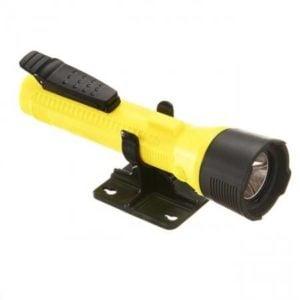 Intrinsically Safe Flashlight Dorcy 124 Lumen with Stand Class I Div I