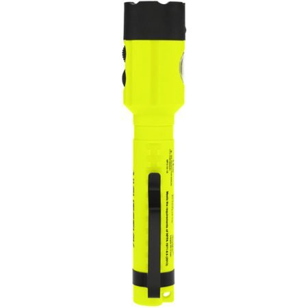 Intrinsically Safe Flashlight Nightstick XPP-5414GX-K01 back view flashlight