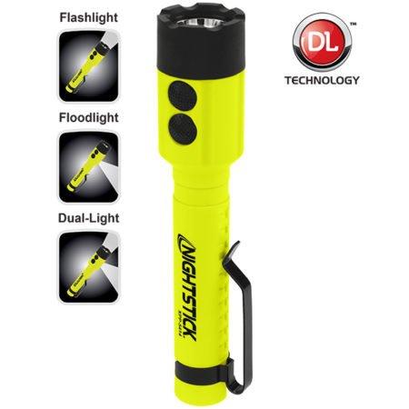 Intrinsically Safe Flashlight Nightstick XPP-5414GX-K01 solo image flashlight