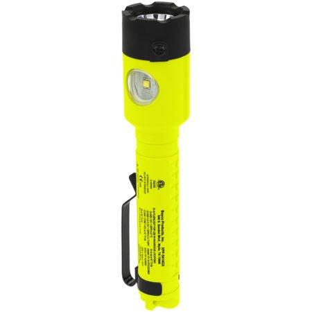 Intrinsically Safe Flashlight Nightstick XPP-5414GX-K01 upper view of flashlight