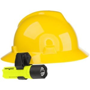 Intrinsically Safe Flashlight Nightstick XPP-5418GX-K01 Main image on hat flashlight