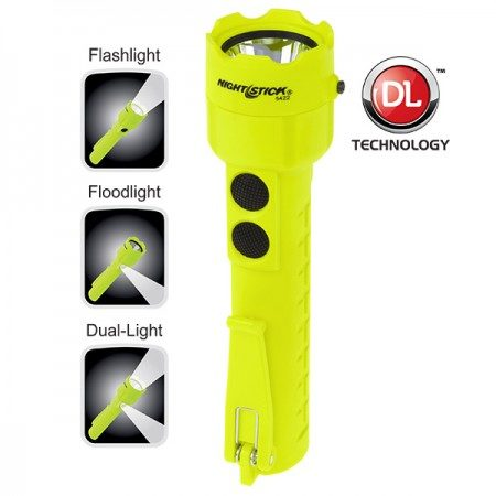 Intrinsically Safe Flashlight NightStick XPP-5422G