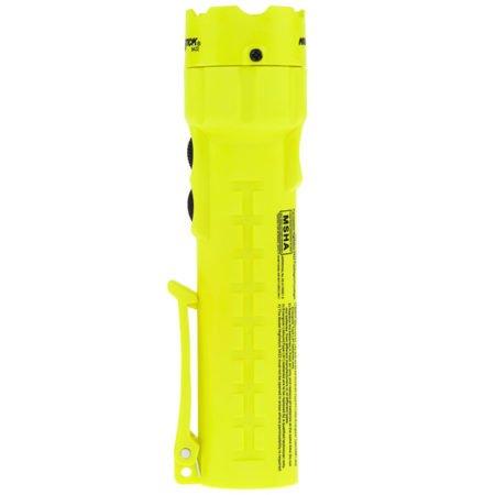 Intrinsically Safe Flashlight NightStick XPP-5422G dual body switch