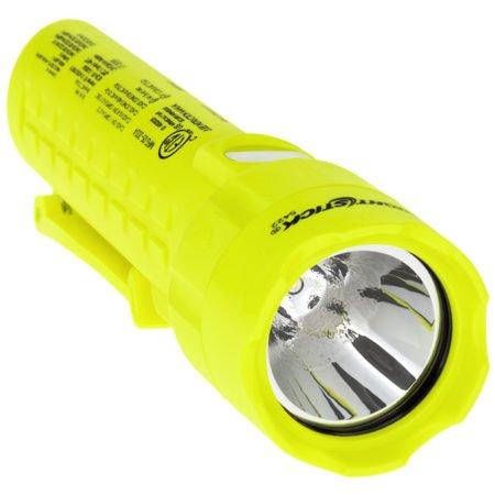 Intrinsically Safe Flashlight NightStick XPP-5422G dual light