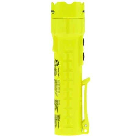 Intrinsically Safe Flashlight NightStick XPP-5422GM non slip grip