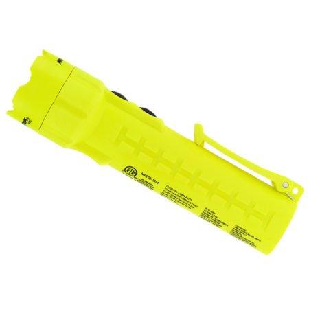 Intrinsically Safe Flashlight NightStick XPP-5422G yellow
