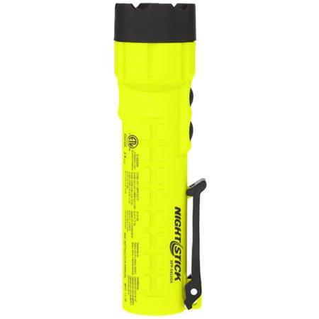 Intrinsically Safe Flashlight NightStick XPP-5422GX dual body switch