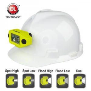 Intrinsically Safe Flashlight NightStick XPP-5460GCX LED