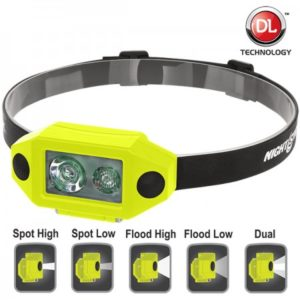 Intrinsically Safe Flashlight NightStick XPP-5460GX light