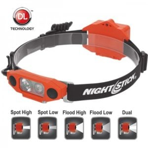 Intrinsically Safe Flashlight NightStick XPP-5462RX Led Tech