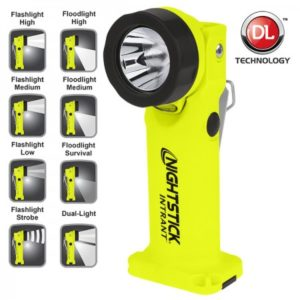 Intrinsically Safe Flashlight NightStick XPP-5566GX Intrant