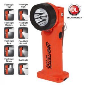 Intrinsically Safe Flashlight NightStick XPP-5566RX Intrant